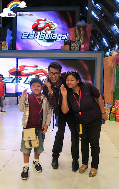 Pabebe wave Eat Bulaga Broadway Centrum