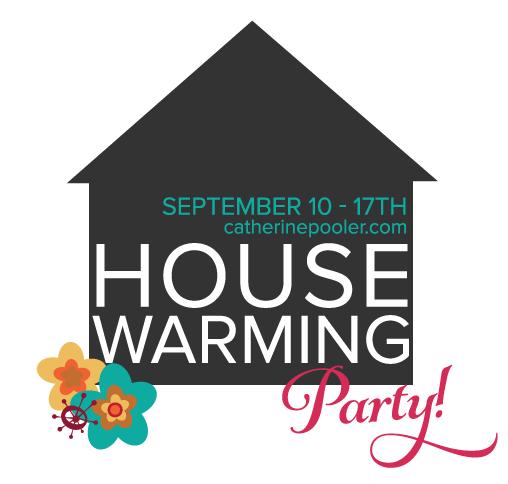 Kreative Kristie Housewarming Party