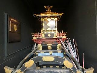 熱海:来宮神社神輿
