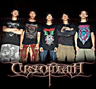 Curse Of Death Band Death Metal Jakarta
