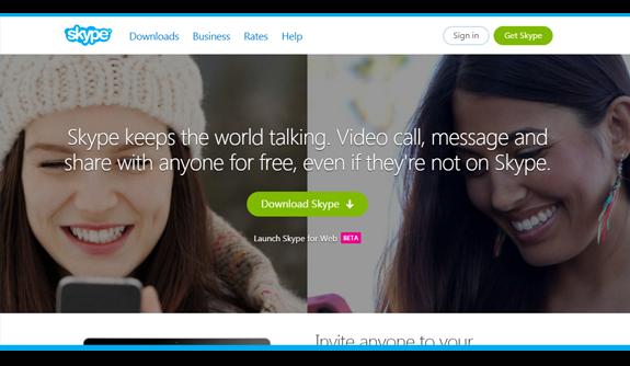 free adult skype