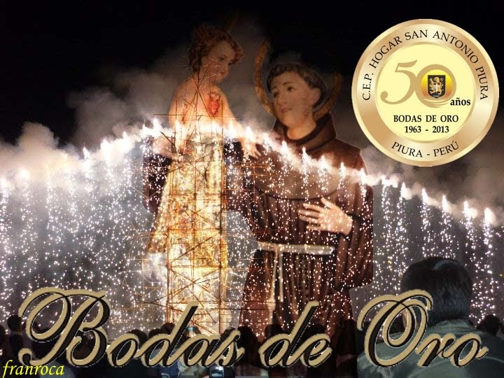 Bodas de del Hogar San Antonio Piura