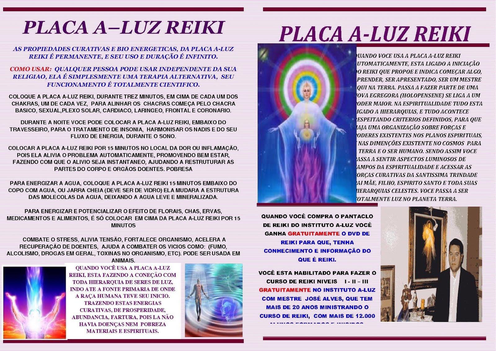 PLACA A-LUZ 01