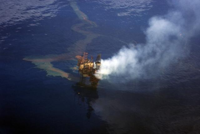 PTTEP Australia Berbohong Soal Pencemaran Laut Timor