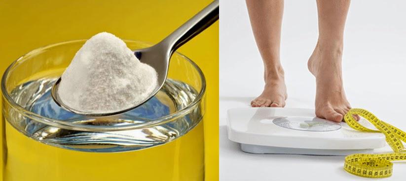 Perder peso con bicarbonato de sodio vida l 250 cida