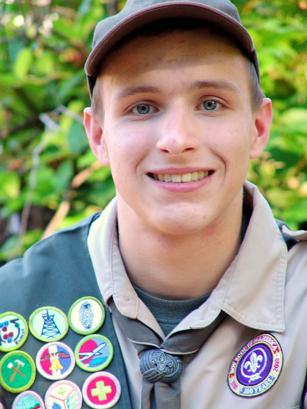 Cody's Eagle Scout Court of Honor