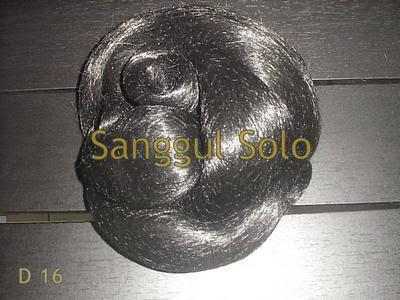 Model Sanggul D16