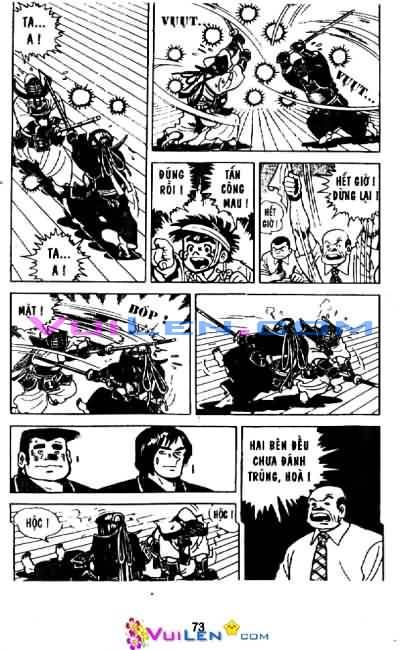 Siêu quậy Teppi chap 29 - Trang 74
