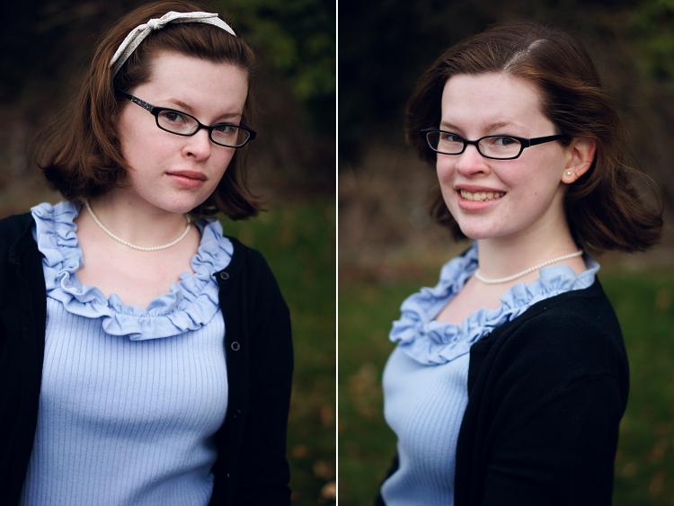 Ribbons Down My Back: Self-Portraits