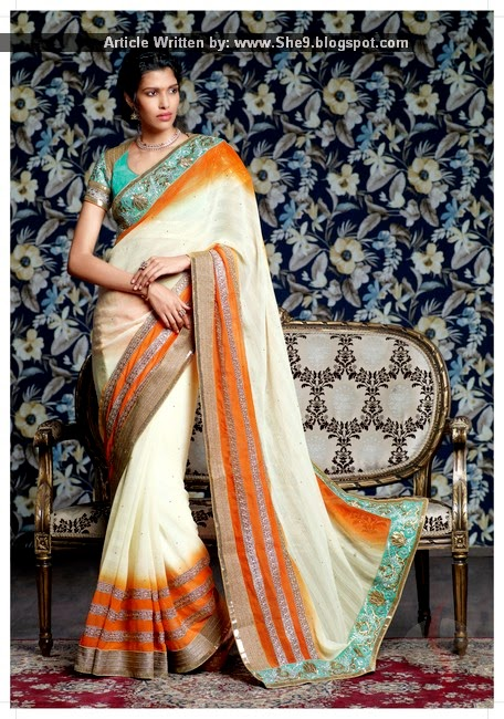 Wedding Occasion Saree Collection 2015