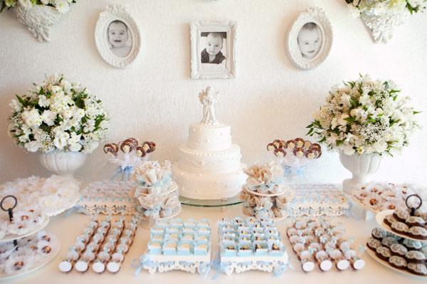 decoracao tudo branco:Atelie Mukifo Colorido: Tudo para um batizado perfeito!
