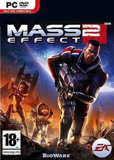 Mass Effect 2 PC Full Español Descargar Gold Repack DLC y Extras