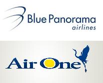Blue Panorama и AirOne