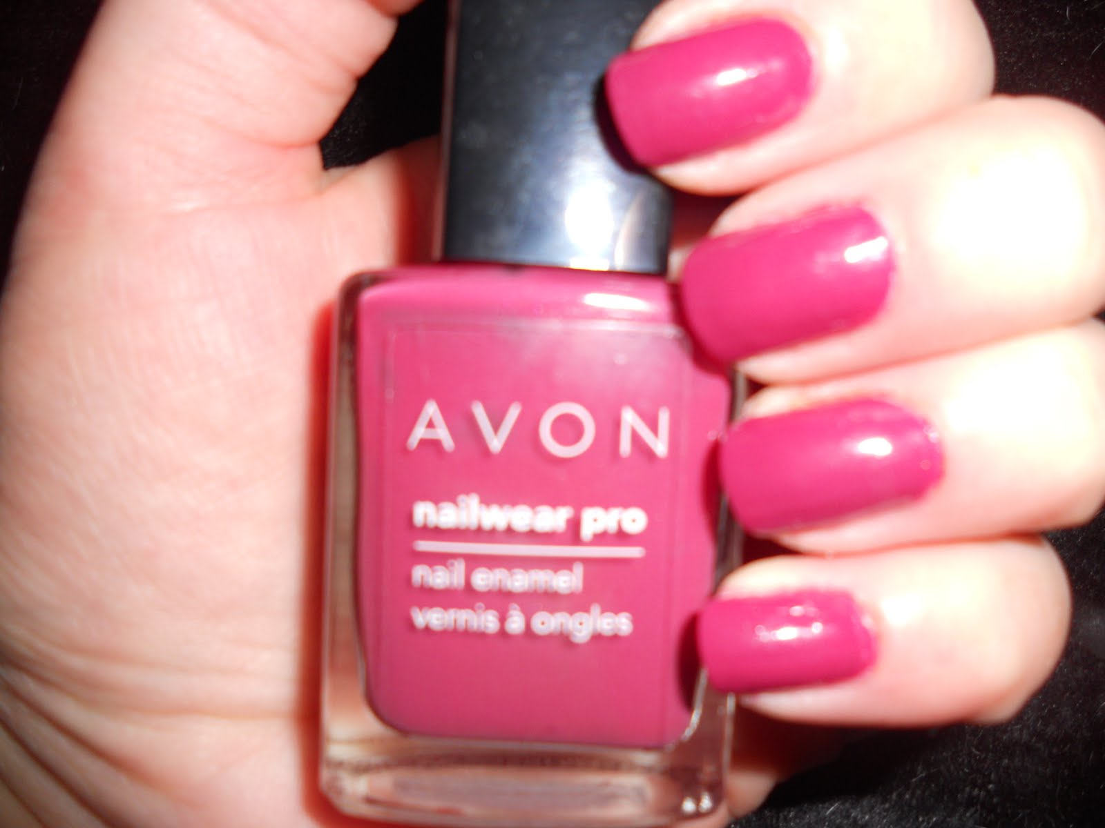 Avon Products - Your Avon Lady (Dawn): Avon Nailwear Pro Nail Polish ...