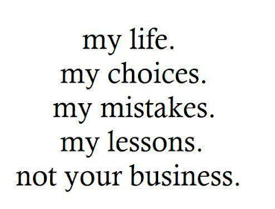 statement quote, life, choices, lessons, mistakes