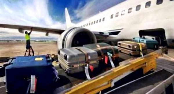 Bagasi Penumpang Pesawat Terbang. ZonaAero