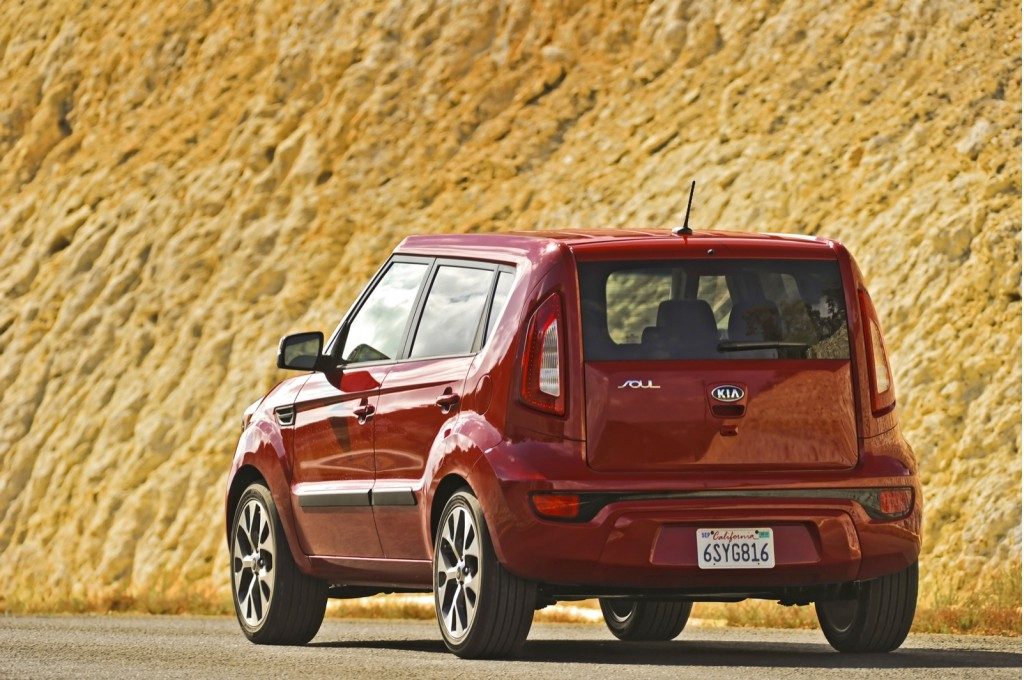 ... Fuel Economy Should Hit A New Peak Of 29/36 Mpg. And With An Eager,  Frisky Feel In Terms Of Handling And Low Speed Responsiveness, The Soul  Works Very ...