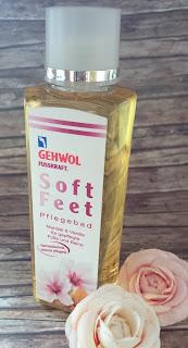 Gehwol Fusskraft Soft Feet Pflegebad Mandel & Vanille