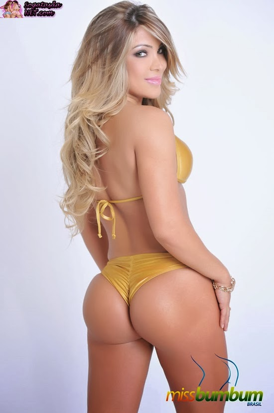 Gatas do Miss Bumbum 2013 foto 10