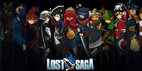 Cheat Game Lost Saga LS 13 Februari 2012 Terbaru fullhack masih work