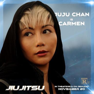 JuJu Chan Chats Jiu Jitsu!!!