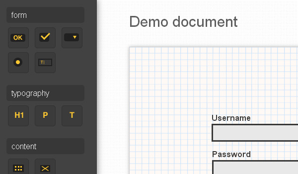 50 Free Wireframe Kits and Web Apps