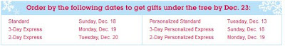 Click to view this Dec. 12, 2011 Disney Store email full-sized