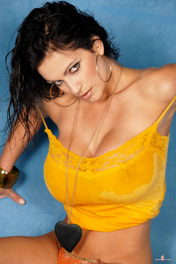 Denise Milani Latest Picture