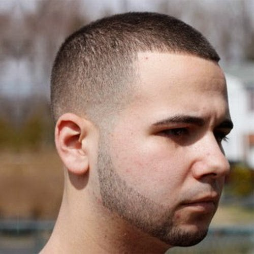 Very Short Haircuts For Men 2014