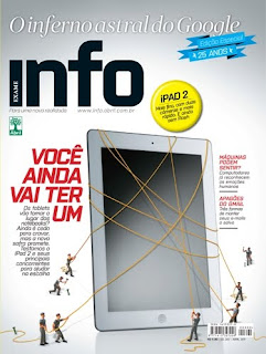 Download INFO Exame (A era dos Tablets) Abril 2011