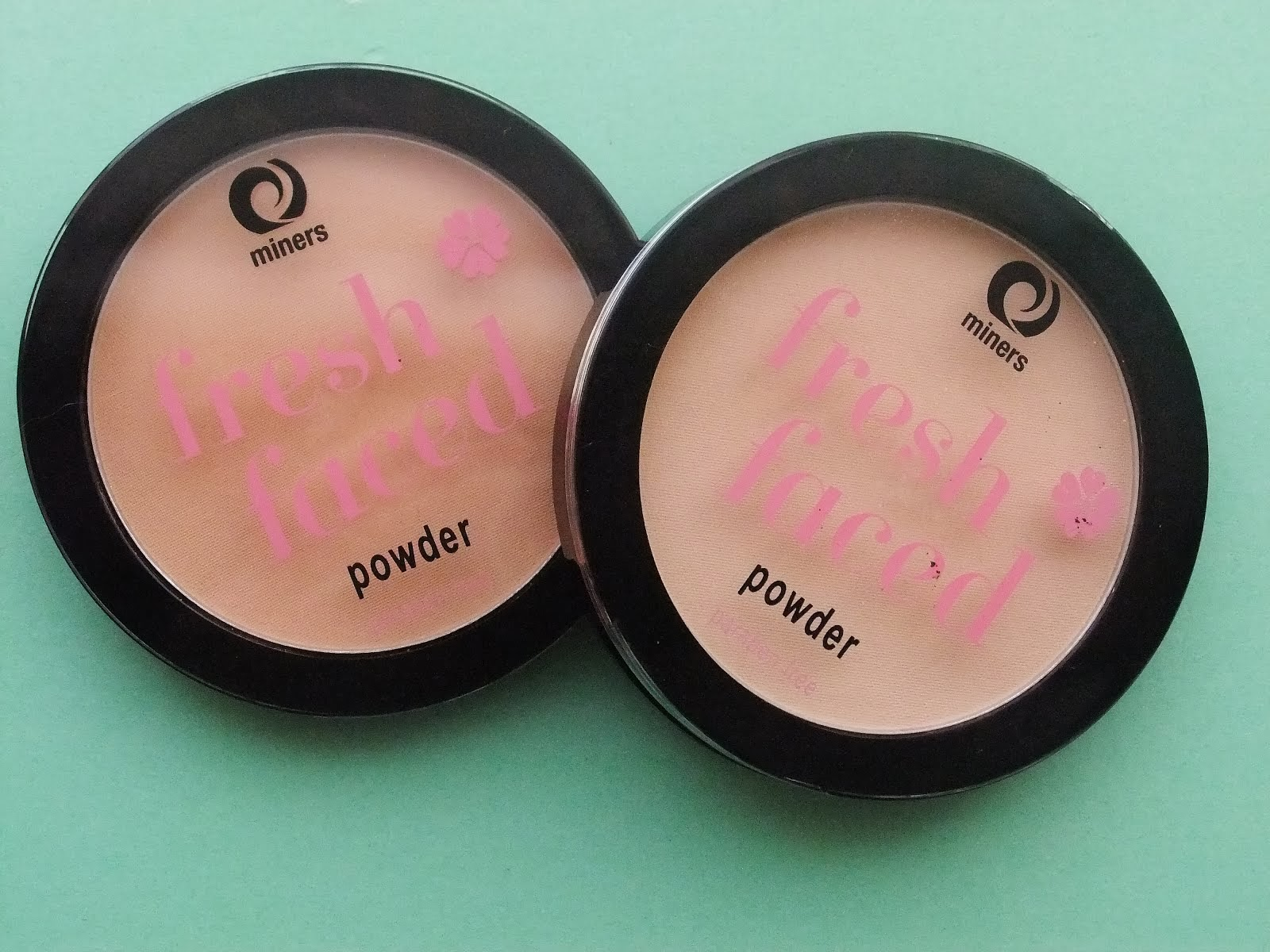 Giveaway | Miners Fresh Faced Powder in Soft Sand and Warm Honey