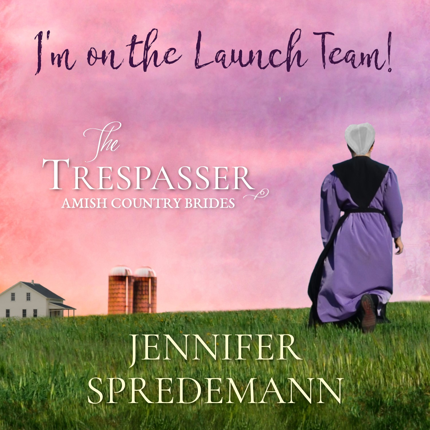 Jennifer Spredeman Launch Team