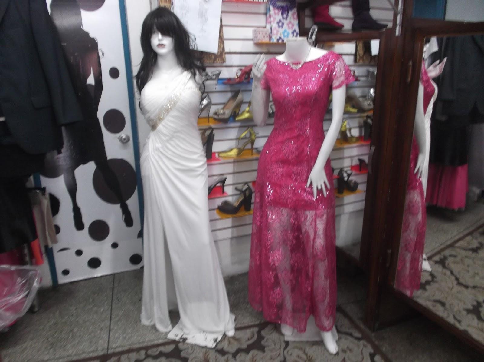 Vestidos de fiesta valencia carabobo