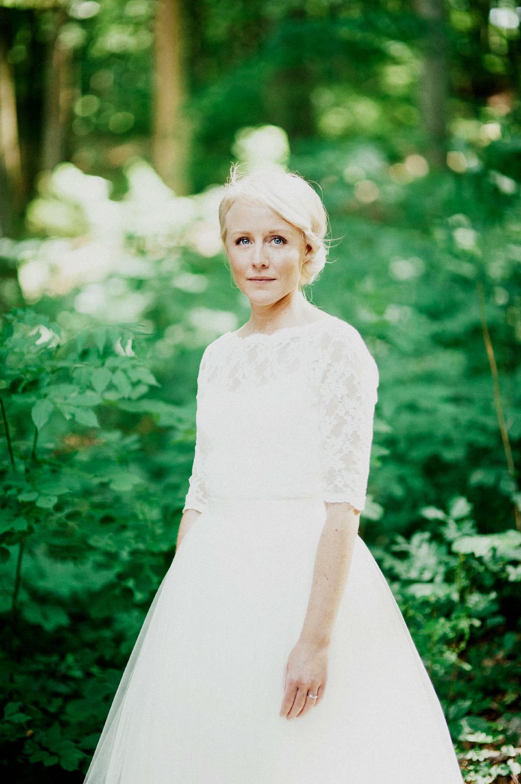 Bröllopsfoto hallandsåsen bokskog