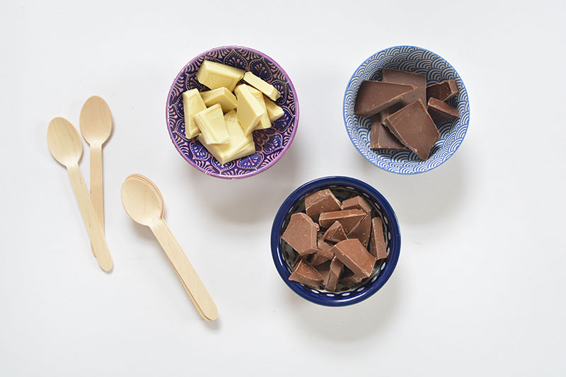 hot chocolate spoons recipe