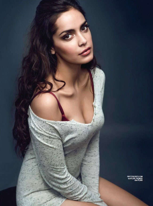 Shazahn padamsee hot n sexy photoshoot for maxim