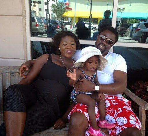 mercy johnson baby boy photos