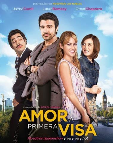 Amor a Primera Visa (Pulling Strings) 2013 Español Latino