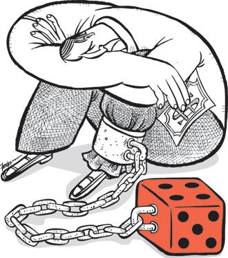 Characteristics compulsive internet gambling gta v online casino