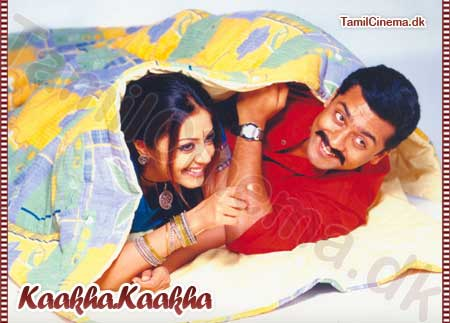 Surya & Jothika in 'Kakka Kakka' Movie