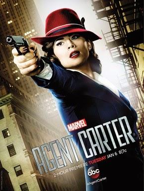 Marvel's Agent Carter 1ª Temporada