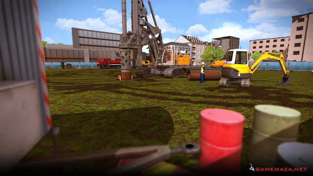 Construction Simulator 2015 Gameplay Screenshot 3