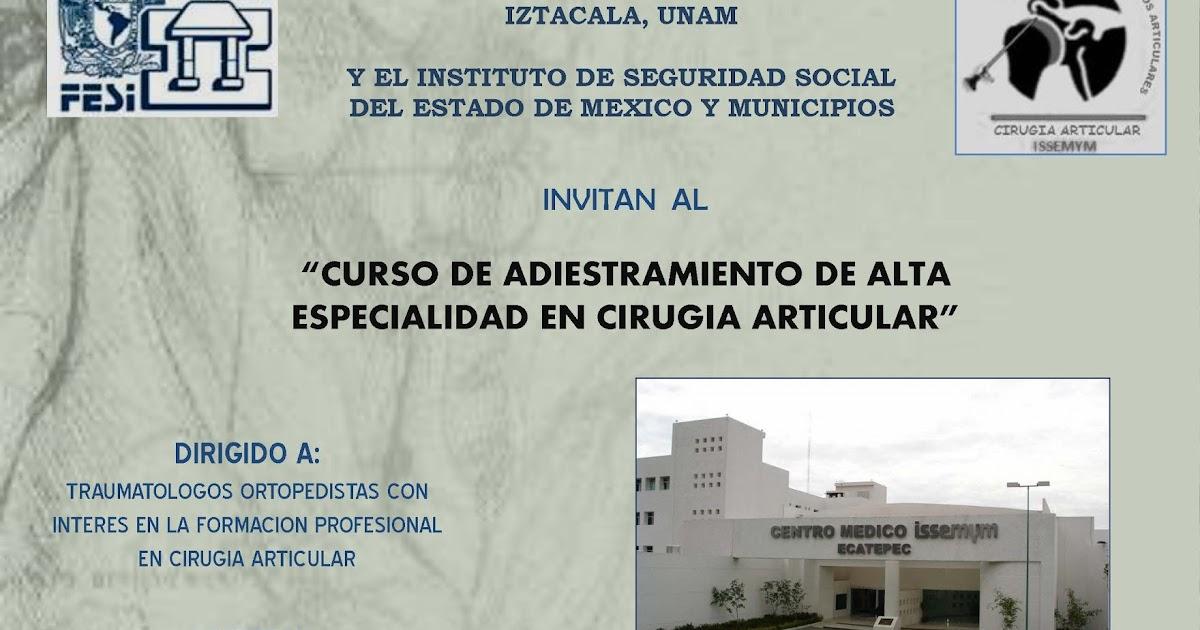 Colegio mexicano de ortopedia y traumatolog a curso de for W de porter ortopedia