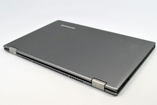 Lenovo IdeaPad Yoga 13 saat tertutup