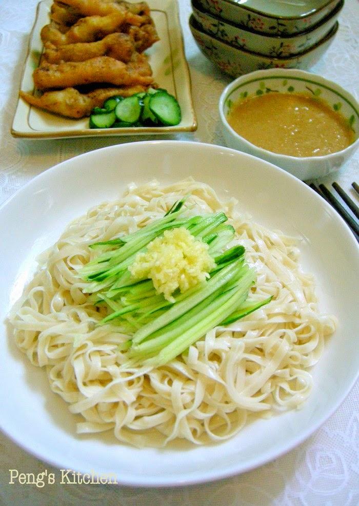 松山路凉面 cold noodle