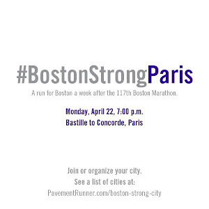 #BostonStrongParis