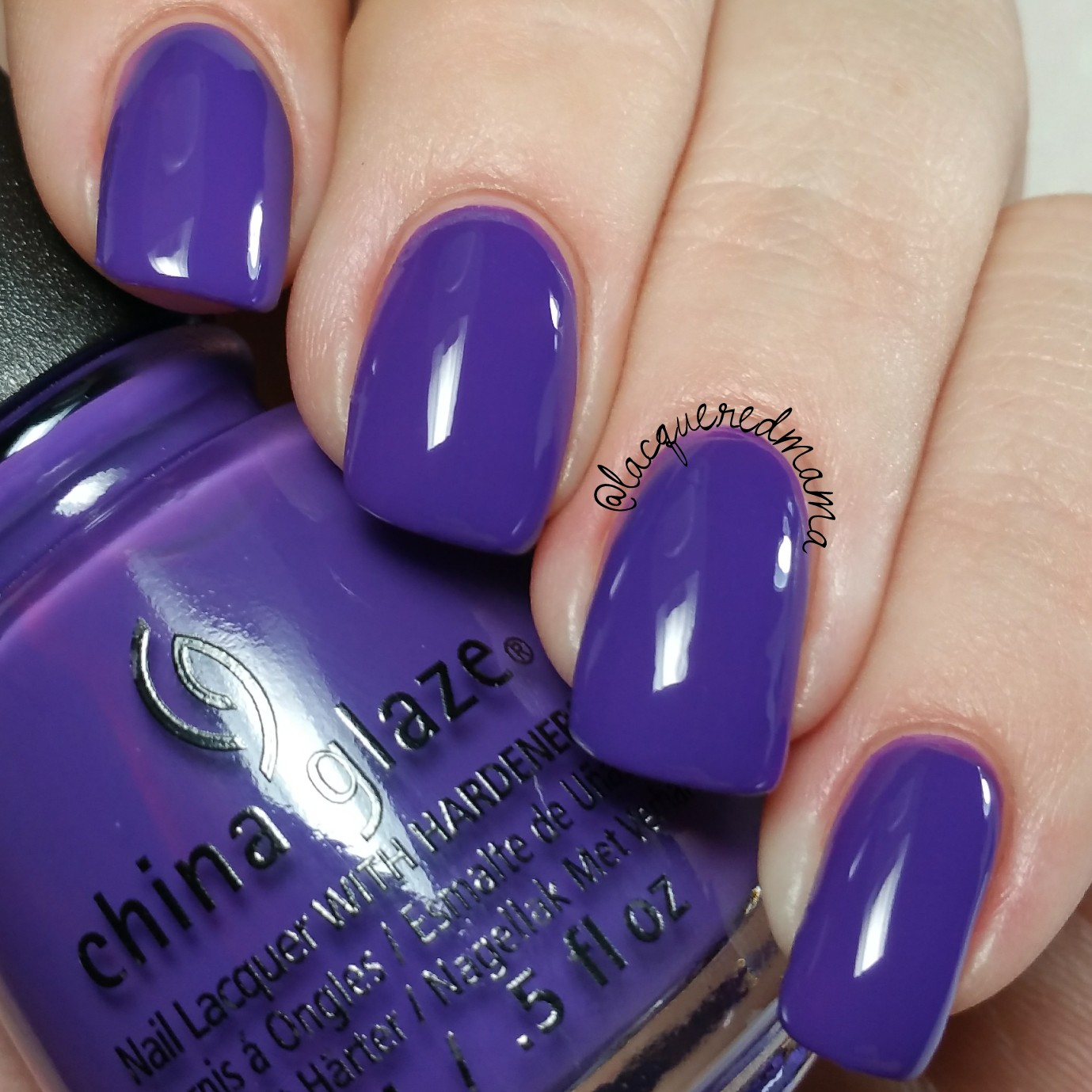 Lacqueredmama China Glaze Cheers Holiday 2015 Collection