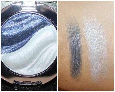 essence 3D Eyeshadow in irresistible midnight date