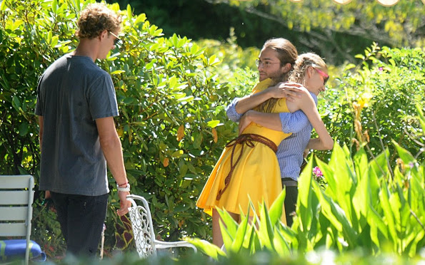 Beatrice Borromeo And Pierre Casiraghi After Marriage