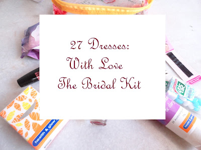 "27 dresses: The ""With love from"" Kit image"